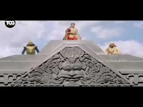Allu Arjun||powerfull dialogues|| in rudramadevi movie what's up status