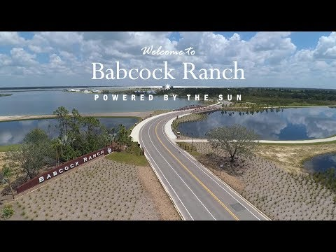 Babcock Ranch | Homes for Sale | Charlotte County FL