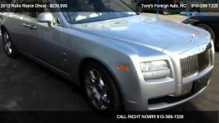 Rolls-Royce FAB1 Ghost Extended Wheelbase Videos