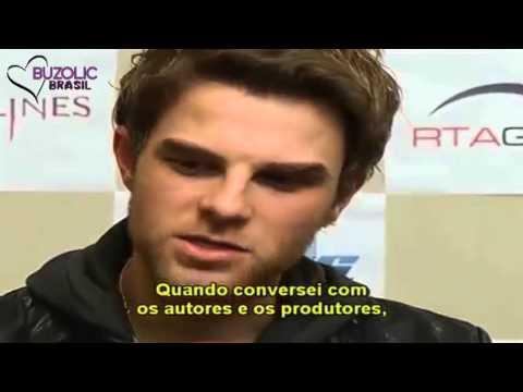 Nathaniel Buzolic entrevista