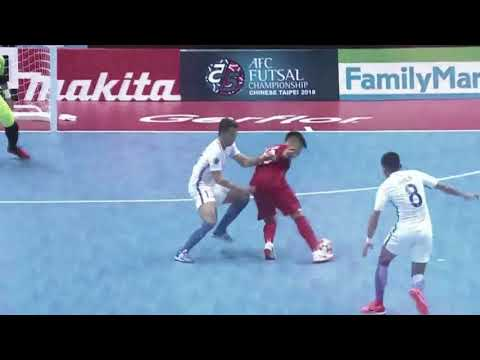 Best ASIA Futsal GOALS 2018- Futsal Skills GOALS