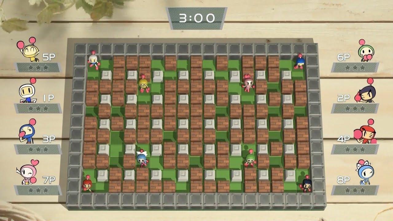 Super Bomberman R - 8-Player Battle Royale (PC - Steam)