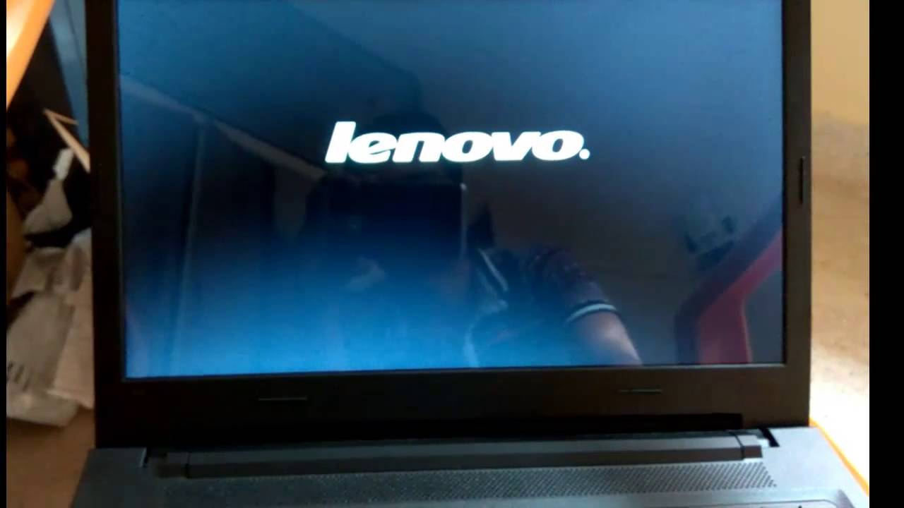 Lenovo How To Enter Bios Mode And Change Boot Device