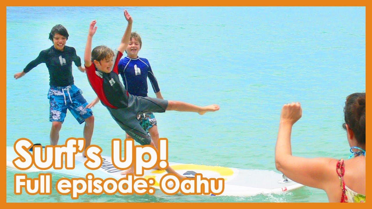 Pearl Harbor Oahu >> Oahu Hawaii for kids - Waikiki, North Shore, Pearl Harbor - YouTube