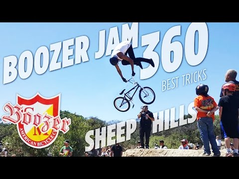 Best BMX Tricks at Boozer Jam 2016