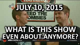 The WAN Show - The PC Gaming Golden Age & Fighting Robots! - July 10, 2015