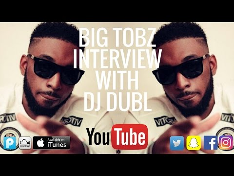 Big Tobz Interview - Announces new EP, bouncing back after being shot / stabbed & festival bookings!