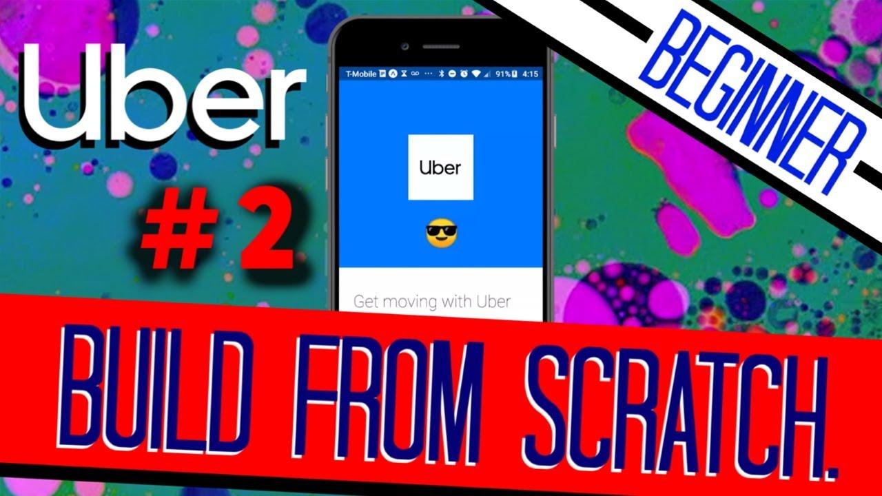 UBER Clone   Using Location & React Native Maps   Beginners++ #2