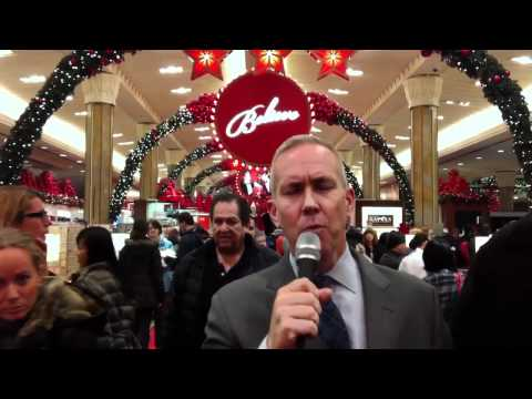 Two Minutes with Terry -- New York City (Macy's, Herald Square)