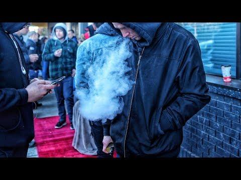It's legalization day in Canada