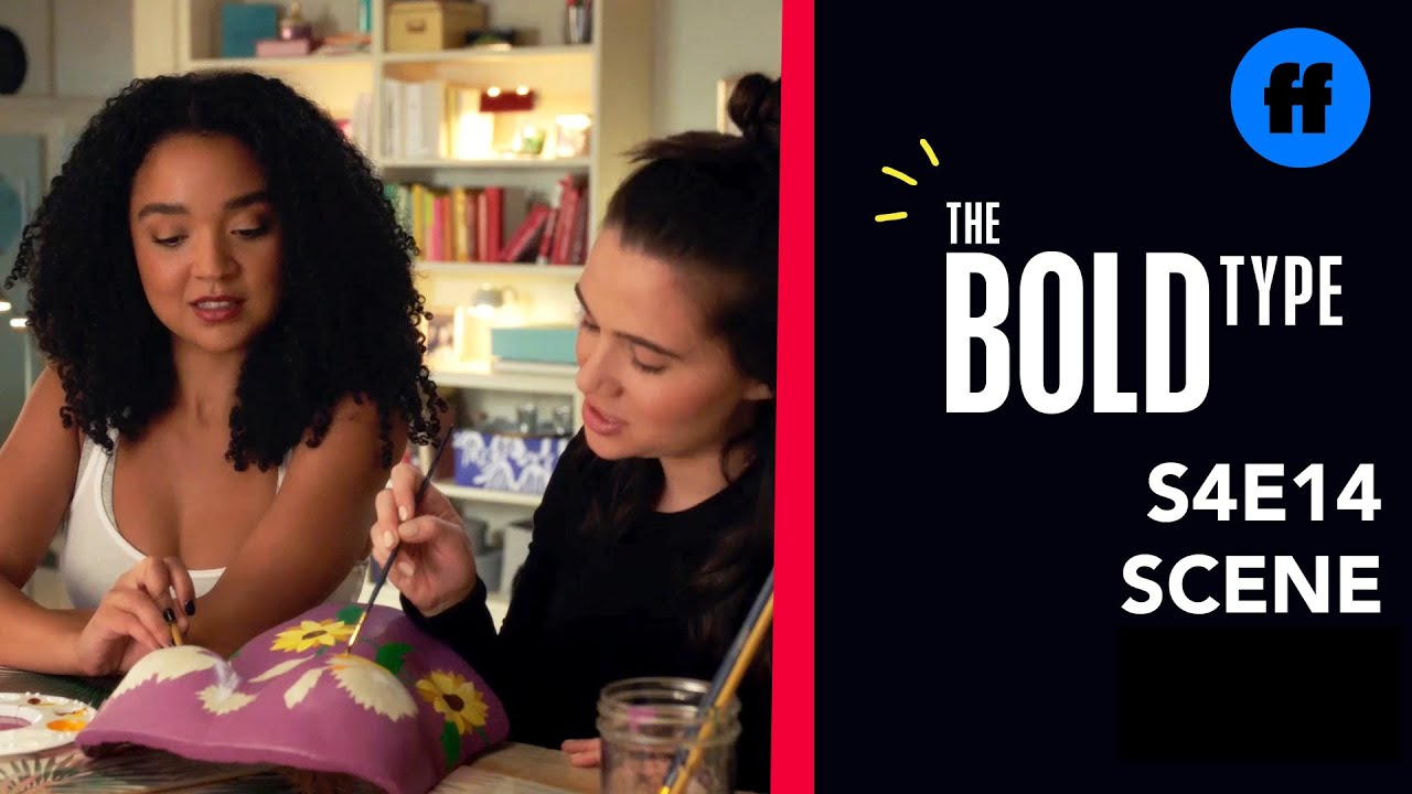 Download The Bold Type Season 4, Episode 14 | Jane Paints Her Boobs | Freeform