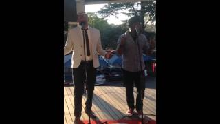 Neville D - Ready To Go ft Brian Temba live on Etv