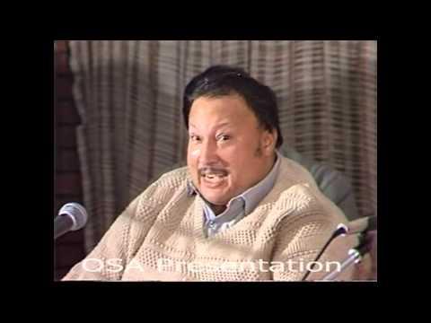 Unki Taraf Se Tarkey Mulaqat Ho Gayi - Ustad Nusrat Fateh Ali Khan - OSA Official HD Video