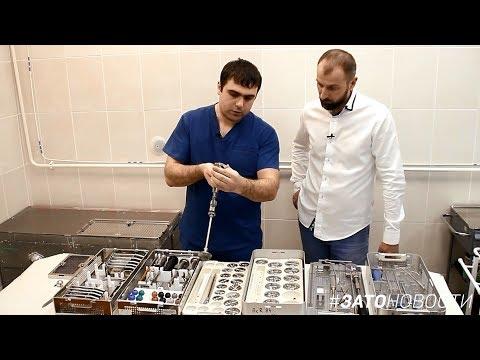 Своя среда: Врач травматолог-ортопед Руслан Джафаров (Саров)