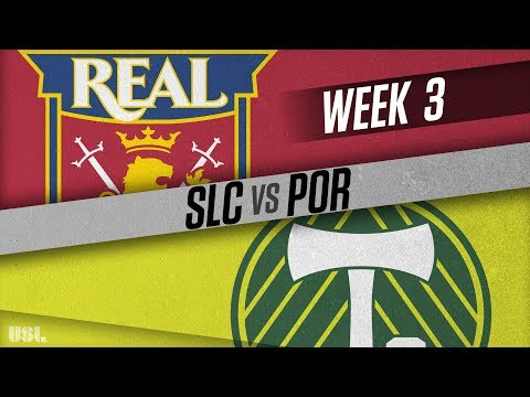 Real Monarchs SLC vs Portland Timbers 2: March 31, 2018