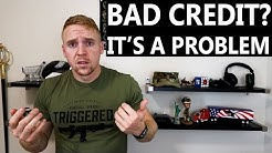 Why Can't You Join The Military With Bad Credit?!
