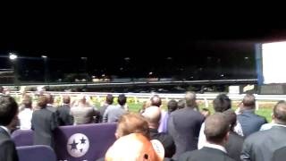 Melbourne March 2011 Black Caviar winning 11 in a row.mp4