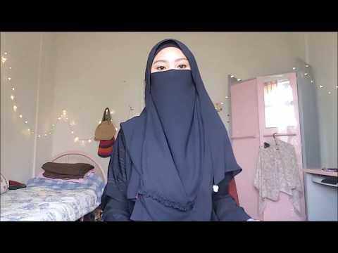 tutorial RAYSAA PURDAH bymirasya