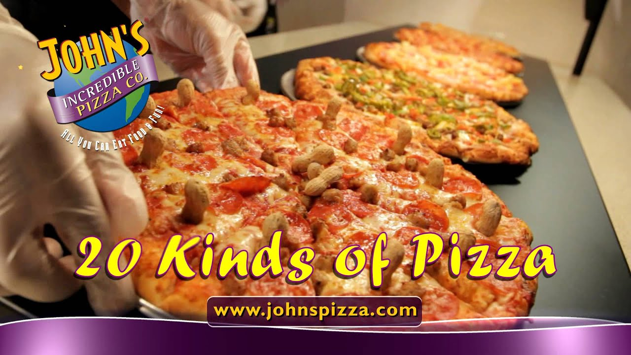 John's Incredible Pizza Company Beaverton Kids.mov - YouTube