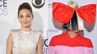 Maddie Ziegler Reveals What's Really Hiding Under Sia's Wigs