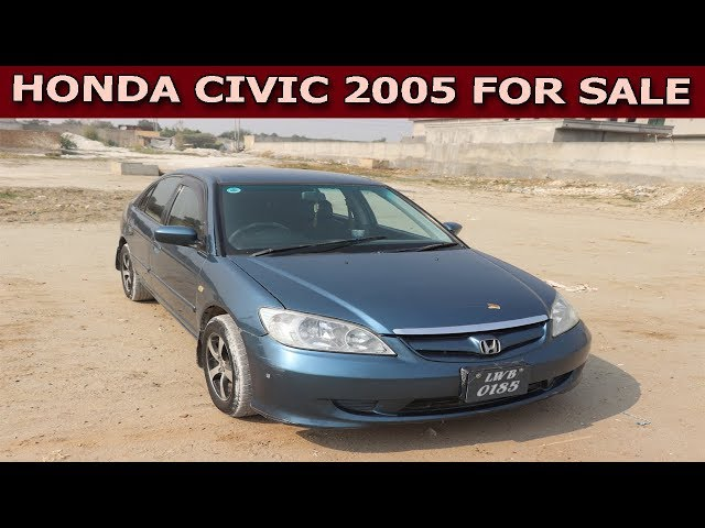 honda civic 2005 very cheap price for sale in pakistan