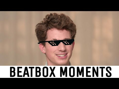Charlie Puth Beatboxing (Compilation)