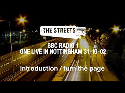 The Streets - Introduction / Turn The Page (One Live in Nottingham, 31-10-02) [Official Audio] Mp3