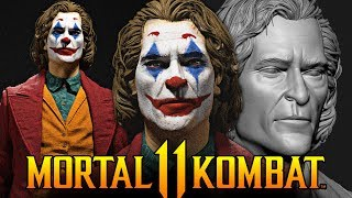 Mortal Kombat 11 - Joker Joaquin Phoenix Skin! Real or Fake?