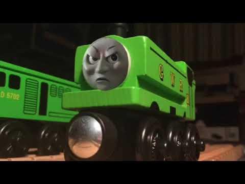James Goes Buzz Buzz (wooden remake)