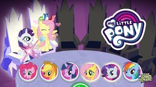 My Little Pony: Harmony Quest #97 | RARITY & FLUTTERSHY Magical Adventure! By Budge