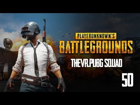 1.0 SQUAD-DAL! TheVR.PUBG is ON AGAIN! #HYPE #DECEMBER28 - 11.15.