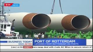 Lessons from Port of Rotterdam in Europe | Business Today