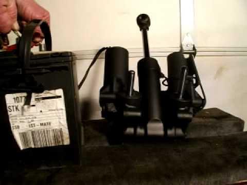 sold power tilt trim system johnson evinrude v 4 v 6 omc. Black Bedroom Furniture Sets. Home Design Ideas