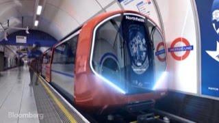 London Underground Upgrade: A Driverless Future?