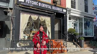 Spanish Artists in New York: Paula Vilaplana