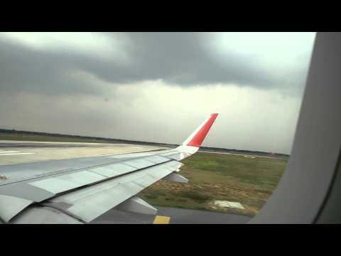 AirAsia - AK6318 Takeoff at KLIA 2