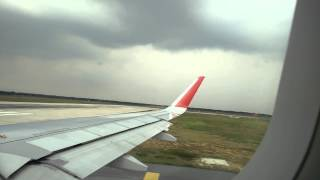 Video AirAsia - AK6318 Takeoff at KLIA 2 download MP3, 3GP, MP4, WEBM, AVI, FLV Juni 2018