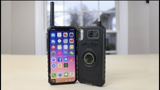 Transforma el iPhone X o XS  en un Walkie/Talkie - NO. 1 OP01