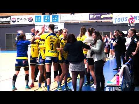 Handball D2F BDP vs STELLA