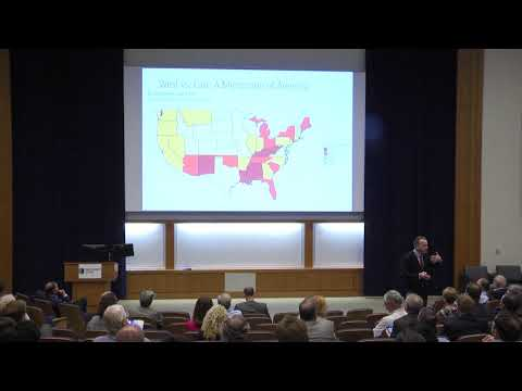 University Cities Conference 2017 - Ed Glaeser PhD