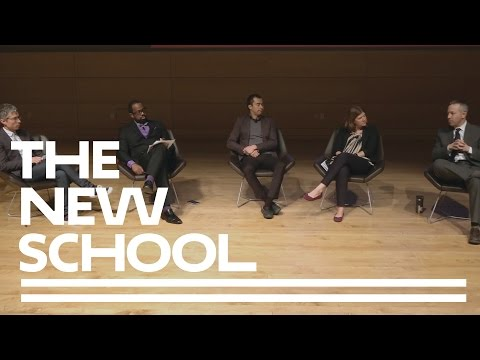 Resilient Cities, Livable Futures: Panel Discussion | The New School