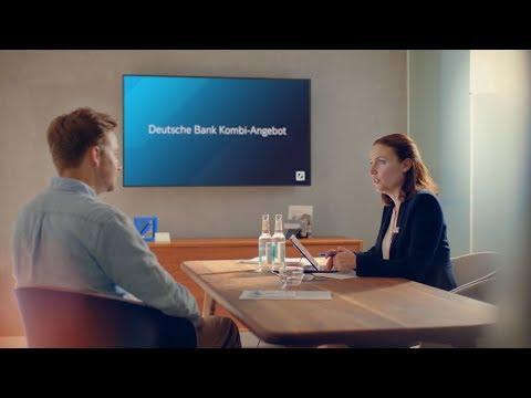 Deutsche Bank Kombi-Angebot