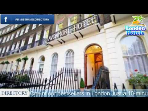 Avonmore Hotel - London Hotels, UK