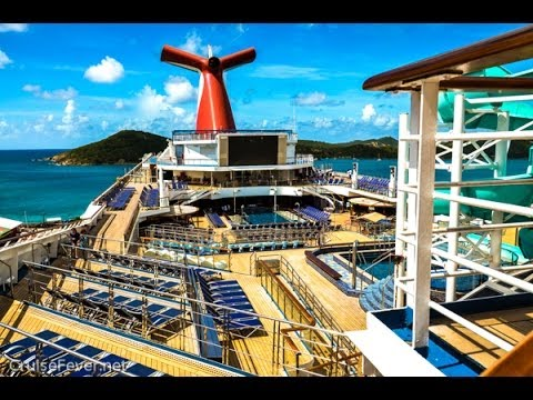 Carnival Liberty Cruise Ship Video Tour Cruise Fever YouTube - How long is the carnival cruise ship