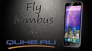 Обзор Fly Nimbus 4 FS551 ◄ Quke.ru ►