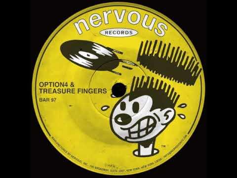 Option4 & Treasure Fingers - Bar 97