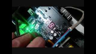 Частина 2 як налаштувати електропривод AN Motors ASL500