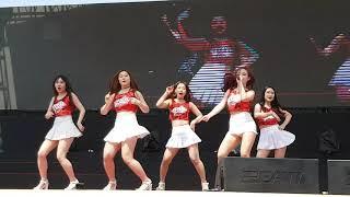 180408 댄스팀 해피니스 6- 엉덩이 @논산딸기축제…