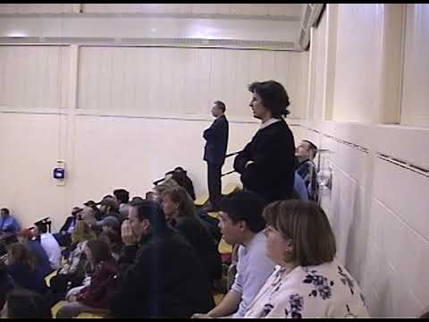 2002 Men's Volleyball Hawthorne Valley School (HVS) Vs. Maple Hill