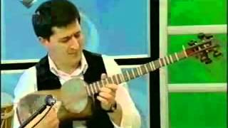 Арслан  Новрузли (Мелодия из фильма Крестный отец) на таре